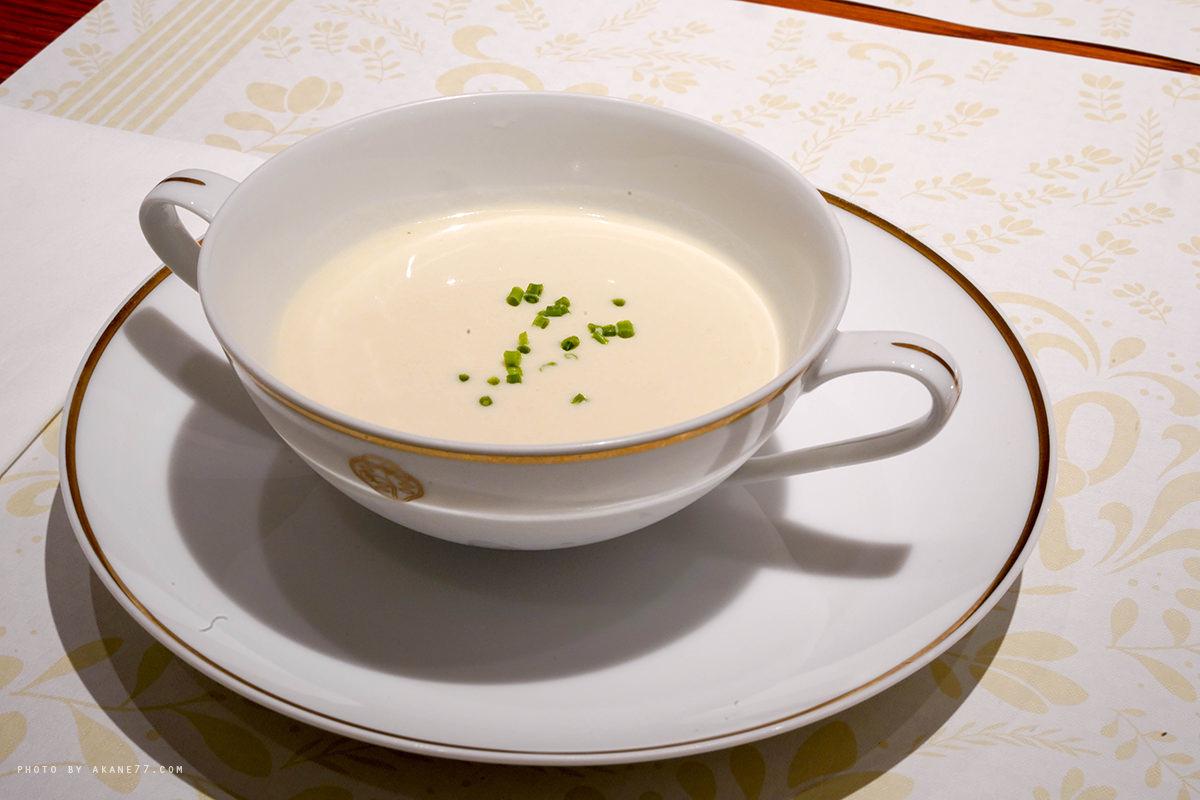 資生堂Parlour 餐前冷湯
