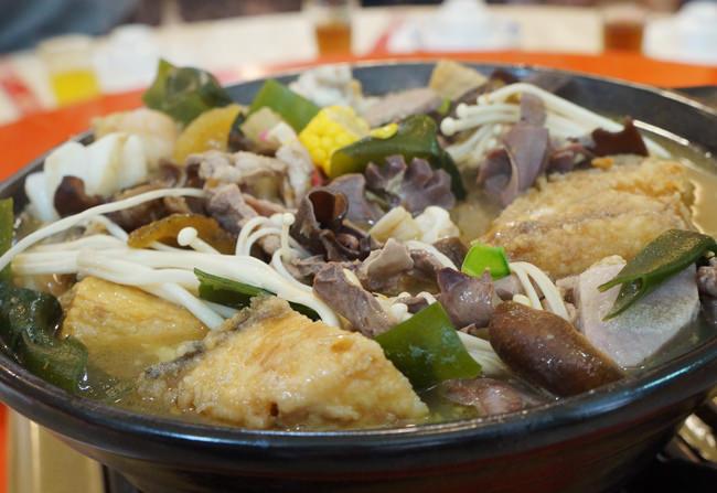 【臺中后里】富樂砂鍋魚頭-40多年的經典臺菜料理 - Chien倩。日日常