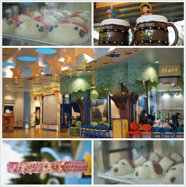 【日本大阪】環球影城:園內小吃、餐廳 好吃又好玩