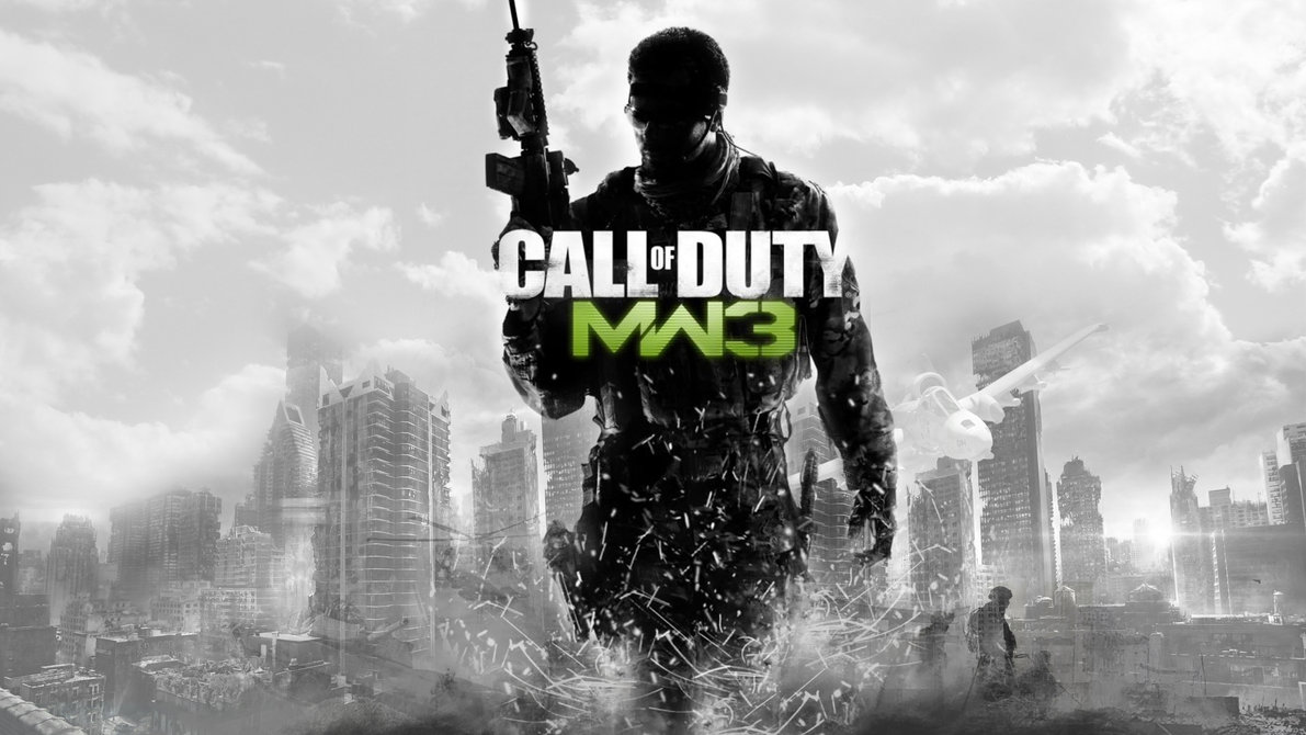 لعبة الأكشن Call Of Duty Modern Warfare 3 Black Box اكوام