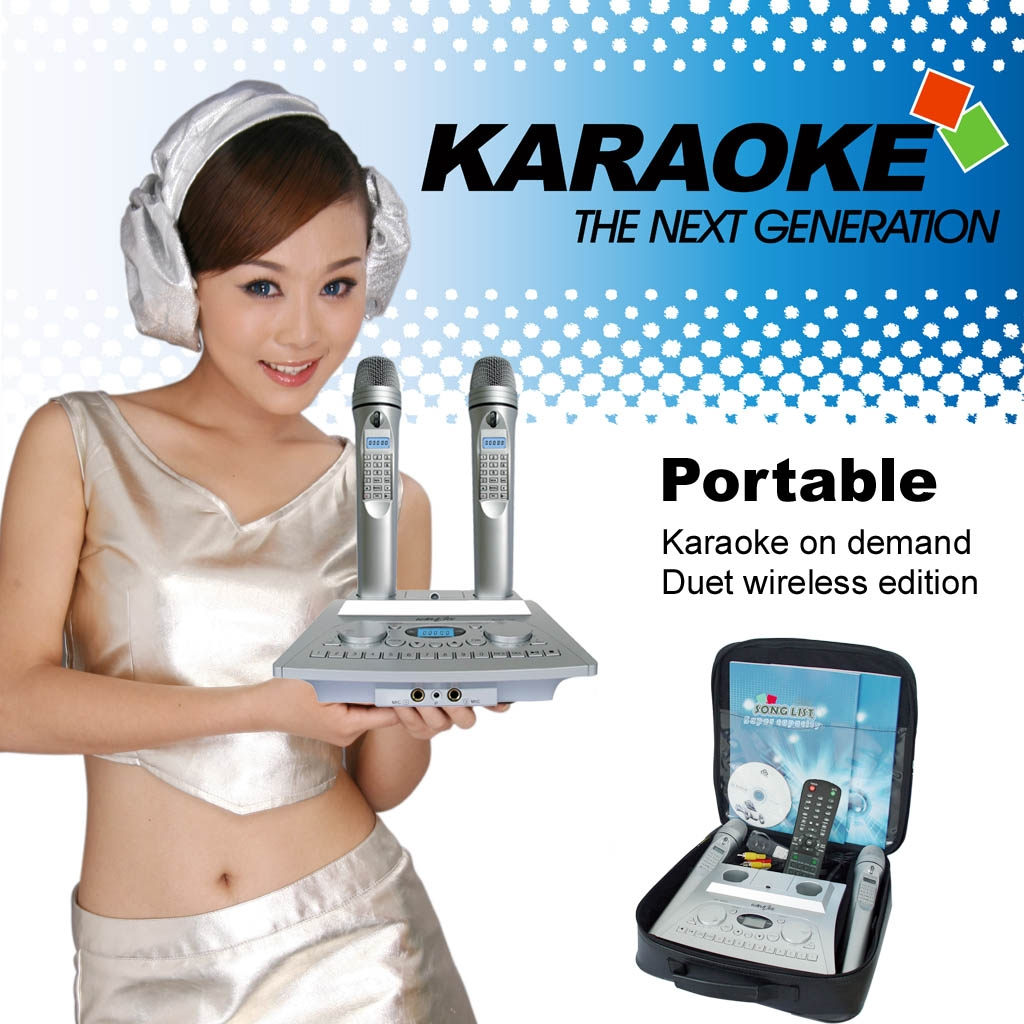 thai karaoke machine