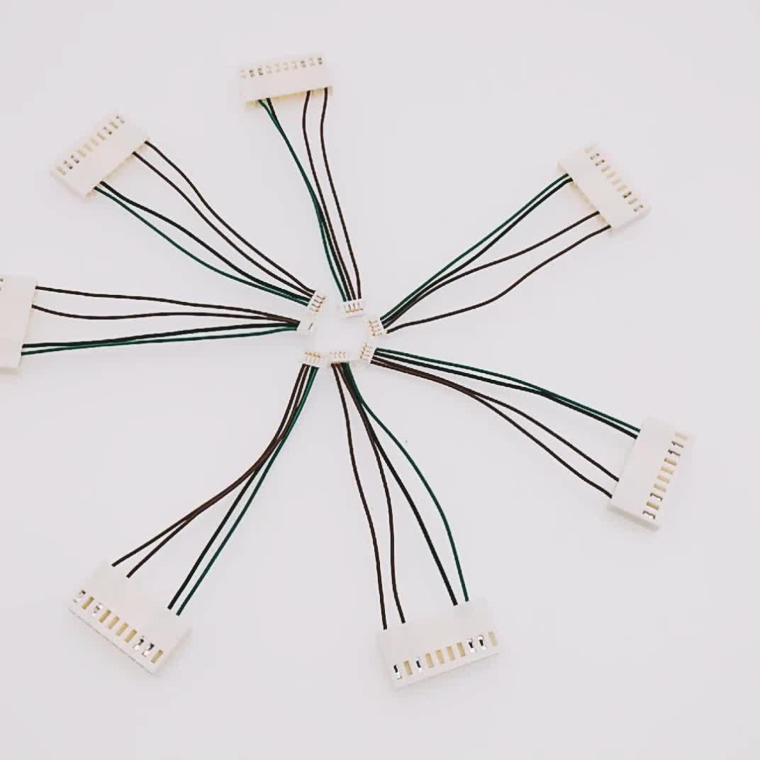 28awg 5pin Molex To Molex22 01 10pin Wire