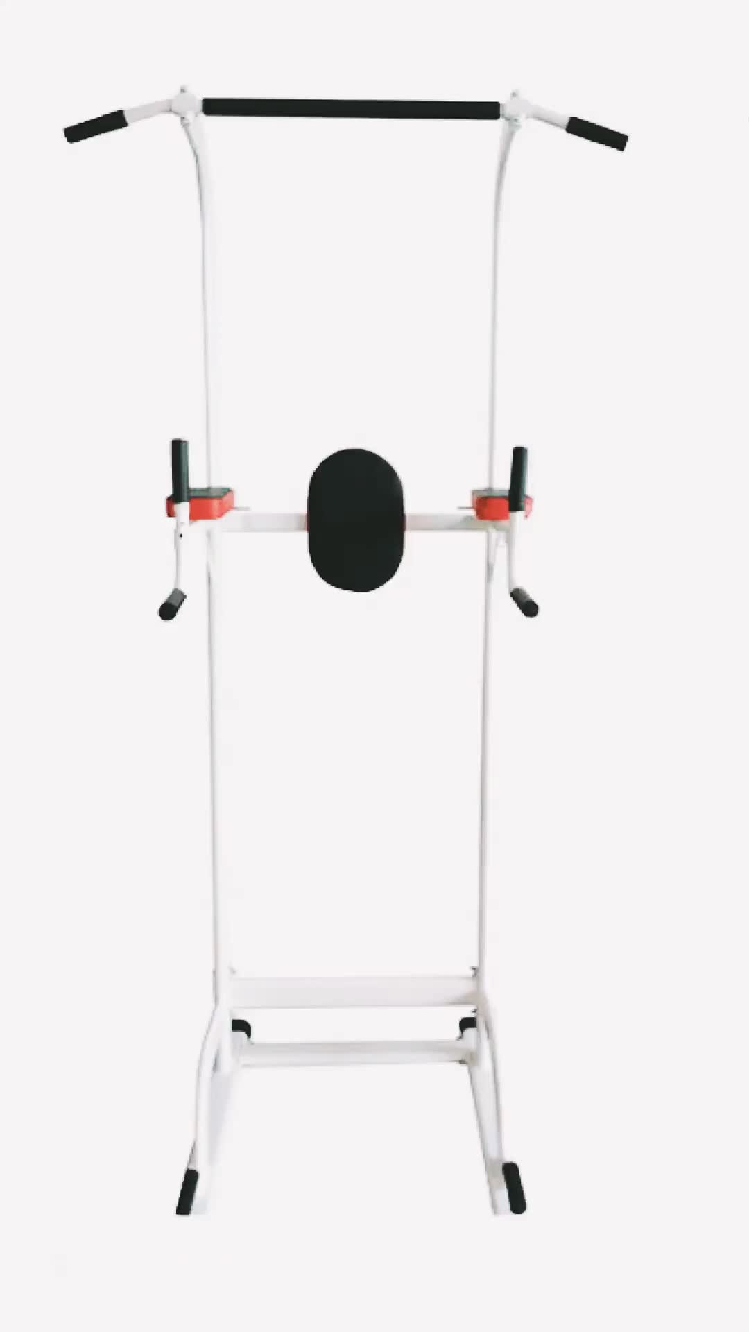 Multi Station Workout Fitness Pull Up Bar Power Tower And