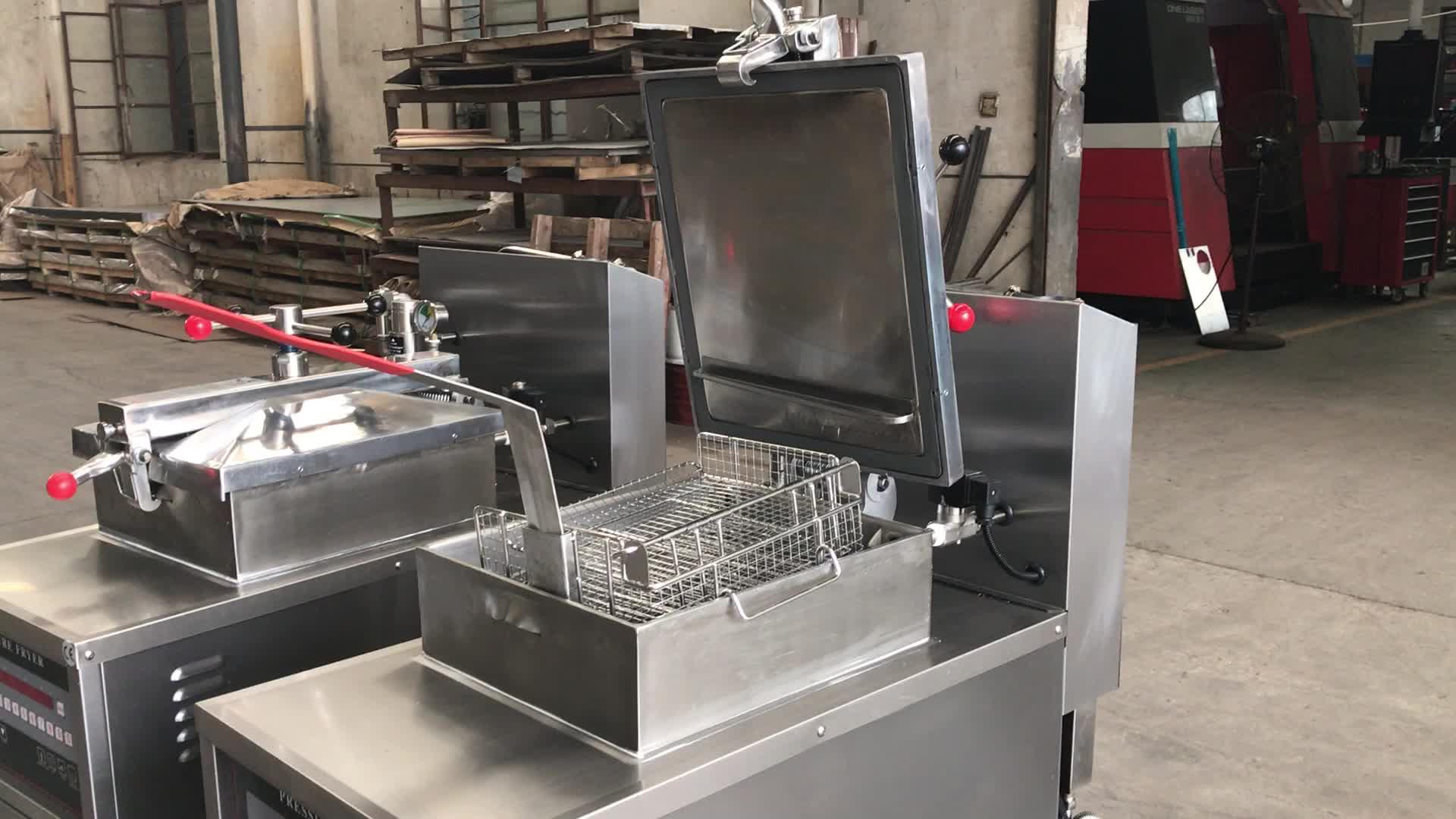 Henny Penny Kfc Chicken Pressure Fryer Machine