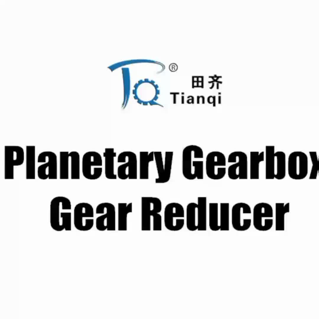 High Ratio Planetary Transmission Mixer Gearbox With