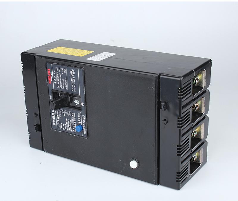 塑殼斷路器_德力西漏電斷路器 /430 200a漏電 塑殼斷路器 安培 - 阿里巴巴