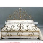 King Size Antique Iron Beds Buy Antique Iron Beds Iron Beds Beds Product On Alibaba Com
