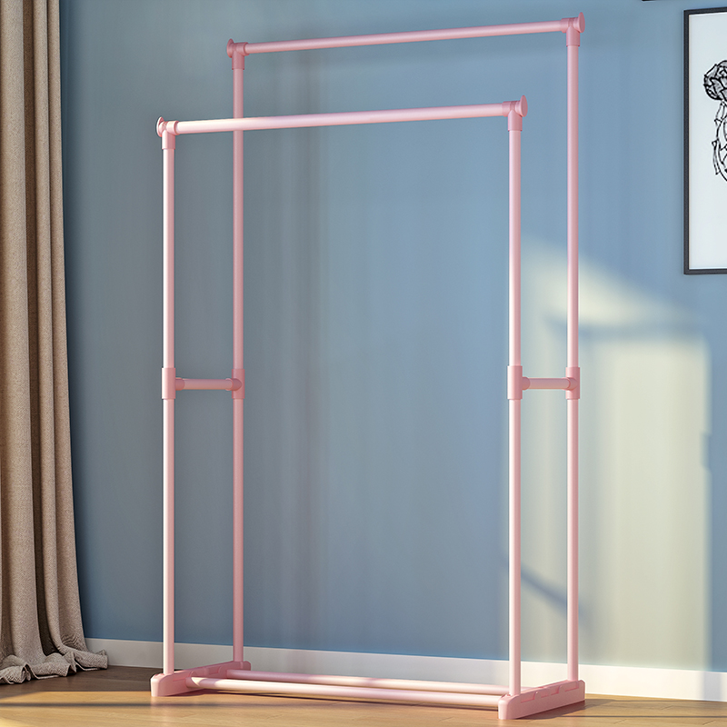 solno clothes rack bold steel pipe