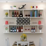 Usd 91 96 Wall Wine Cabinet Wine Rack Hanging Bottle Rack Hanging Wall Hanging Cabinet Restaurant Wall Hanging Solid Wood Grid Wall Bar Frame Wholesale From China Online Shopping Buy Asian