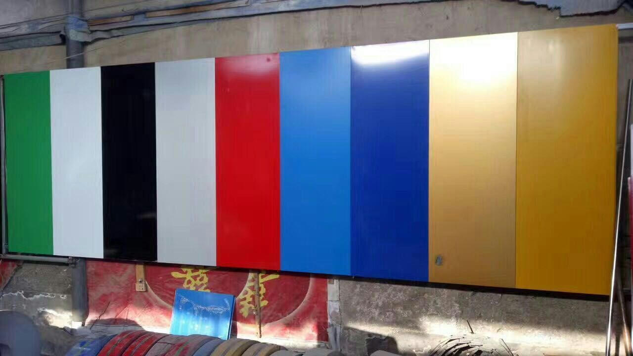 500大方扣板招牌彩鋼板廣告扣板戶外門頭鋁塑板複合大方板鏤空板