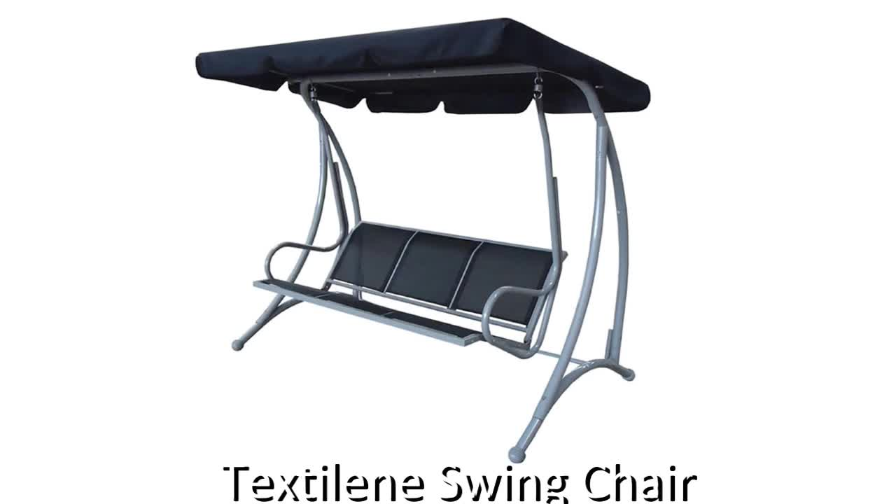 3 seats canopy swing chair patio garden swings with convertible roof for outdoor backyard and deck buy swing with roof patio canopy swings 3 seat