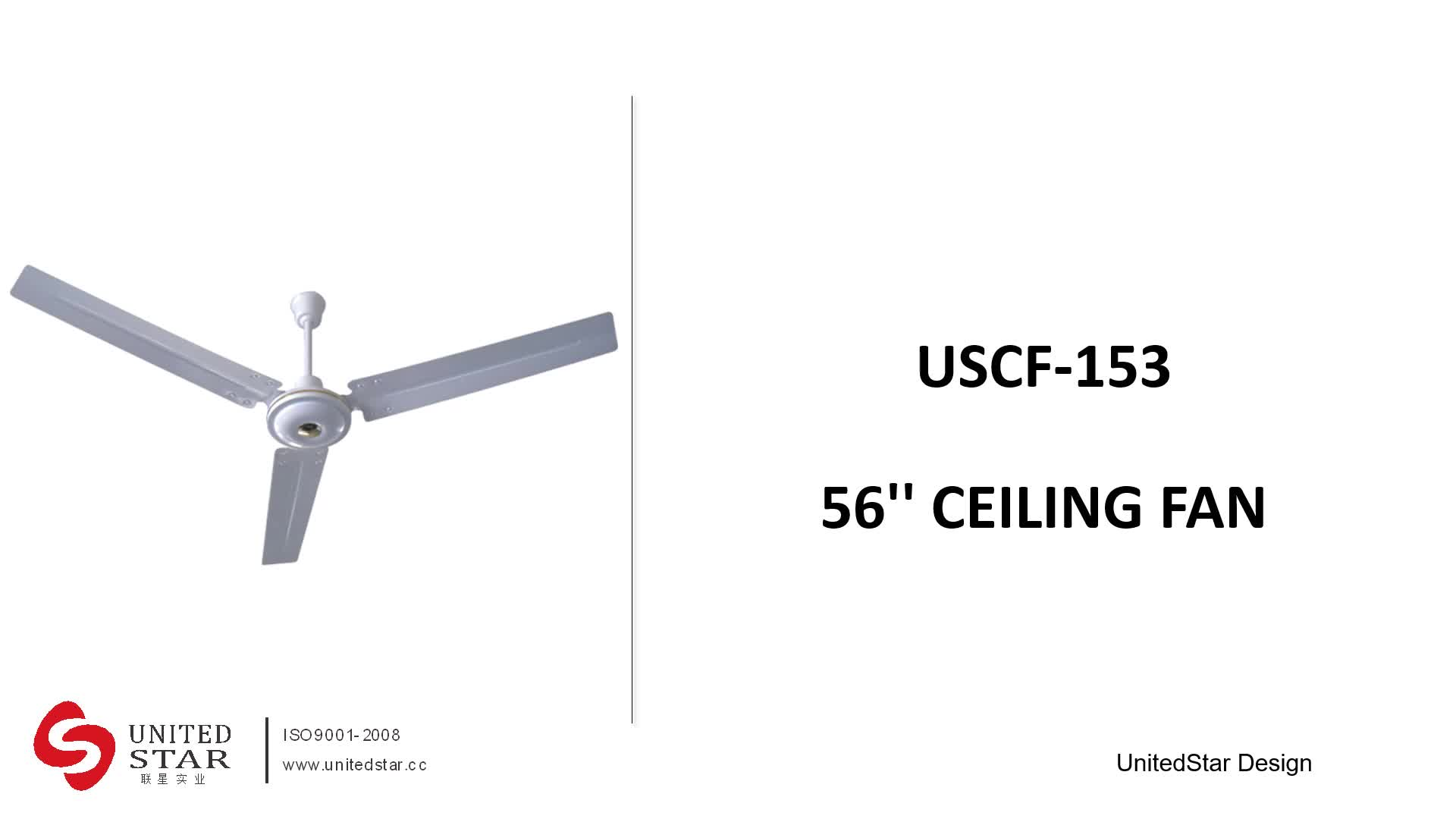 Dc Ceiling Fan With Brushless Dc Motor