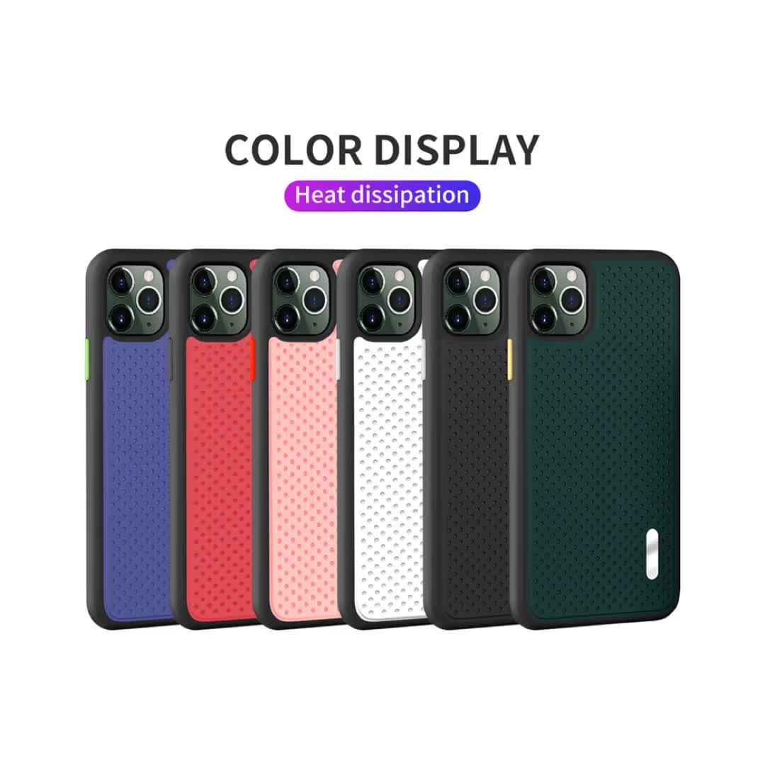 New Product For Iphone 12 Cellphone Case Heat Dissipation