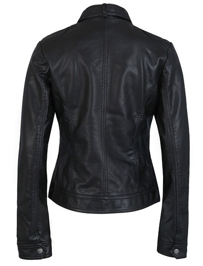 T2qYlDXmhNXXXXXXXX %21%21742603855 2018 Fashion New Women's Jacket European Fashion Leather Jacket Pimkie Cleaning Single PU Leather Motorcycle Temale Women's Leat