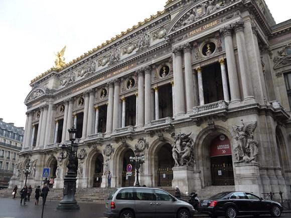 【巴黎】參訪巴黎歌劇院.香水博物館.拉法葉百貨頂樓的秘密