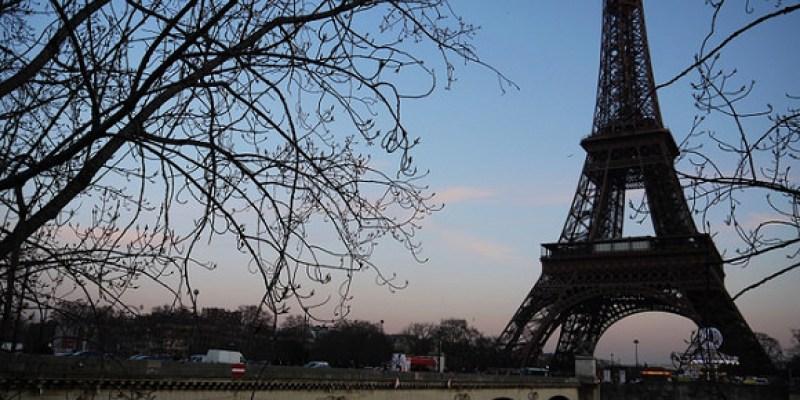 【巴黎】凡爾賽宮.相遇艾菲爾鐵塔
