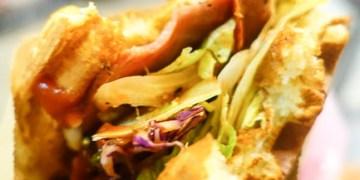 【羅東】迪迪美式鬆餅屋.鬆餅銅板價,多達50種鹹甜口味!