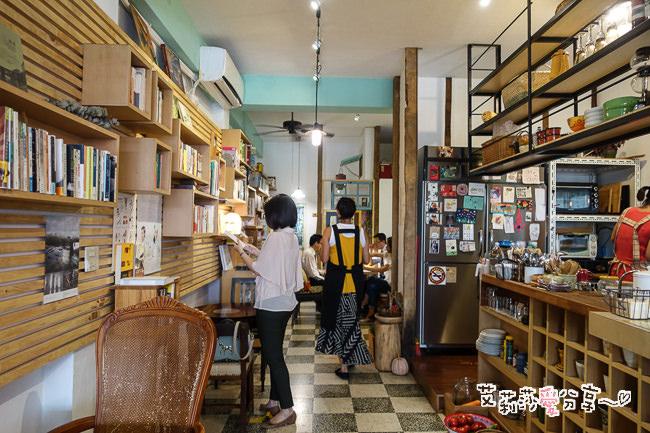 【羅東】好森咖啡x註書店.閱讀好時光.一個充滿溫度的地方