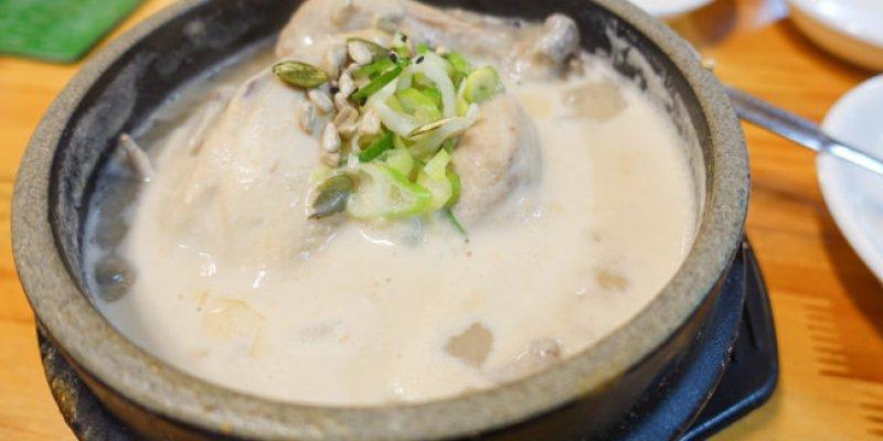 【首爾】土俗村蔘雞湯.讓人懷念的美味.景福宮附近美食