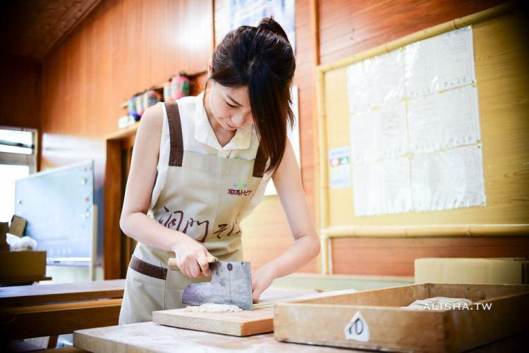 日本。大分|石臼亭蕎麥麵製作體驗。道之驛站 耶馬トピア(體驗資訊詳見文末)
