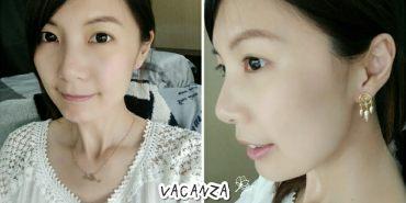 韓系飾品推薦 VACANZA 訂做專屬的姓名項鍊 純銀不怕過敏哦!