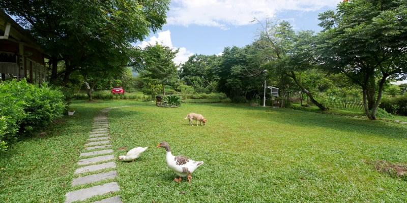 花蓮吉安 喜歡農莊民宿 人情味滿載 傳遞夢想與美好的地方