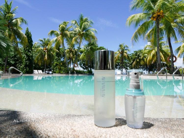 AVIVA 保濕美白機能化妝水 夏日肌膚解渴急救術
