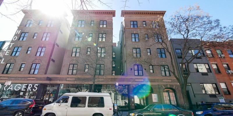 紐約住宿|The GEM Hotel 曼哈頓中城 鬧中取靜住宅區