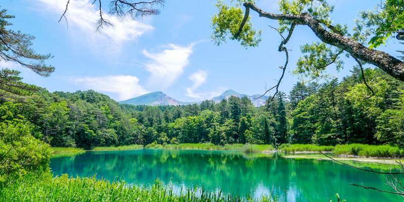 日本福島 五色沼自然探勝路・療癒的林間步道旅
