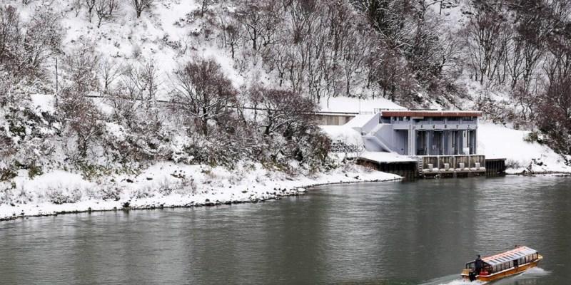 山形|最上川遊船(最上峽芭蕉航線)・日劇阿信經典場景地