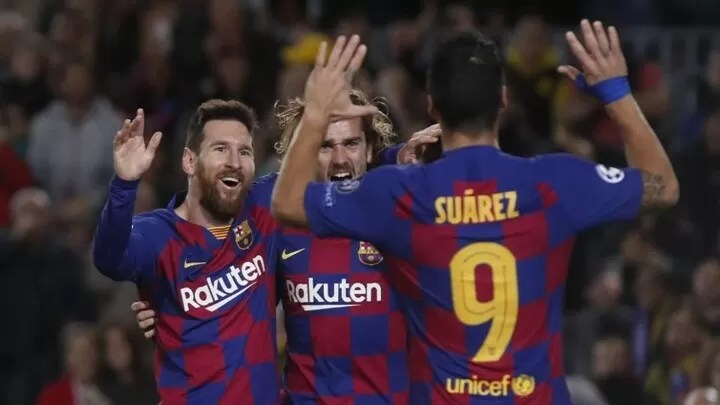 Major obstacles in the way of Barcelona's Champions League dream 2