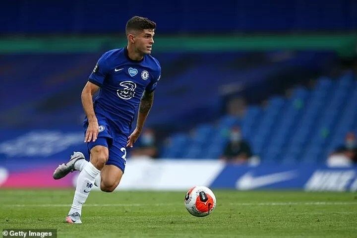 I'm 100% fit':Pulisic gives Chelsea a boost ahead of FA Cup final with Arsenal 2