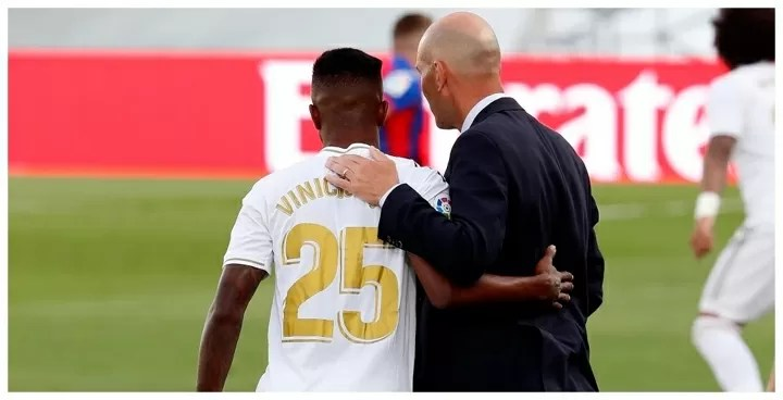 Vinicius doesn't understand why he didn't play... and PSG are lurking 2