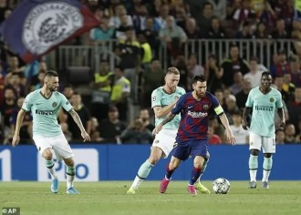 PSG, Inter Milan and Juventus 'are ready to move for Lionel Messi' after hints over Barcelona exit 4