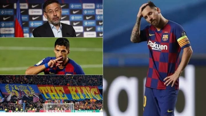 The consequences of Messi staying at Barcelona 2
