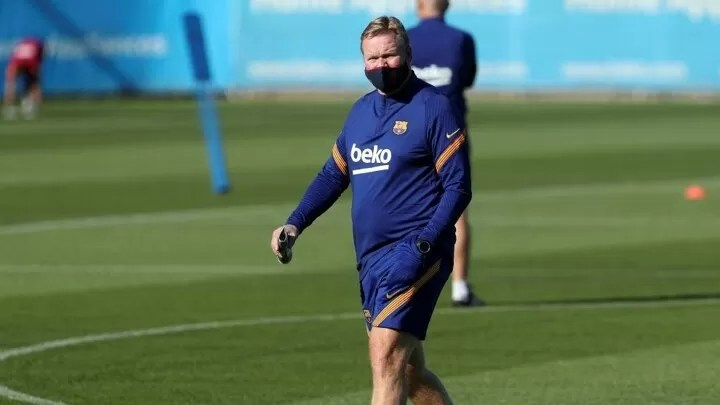 Koeman: Messi is the best and I hope he can show it again this season 2
