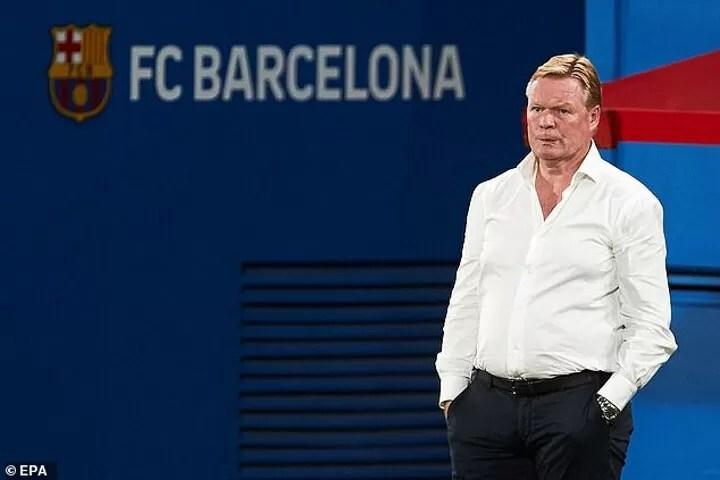 Barcelona agree £28m deal to sign Lyon winger Memphis Depay 4