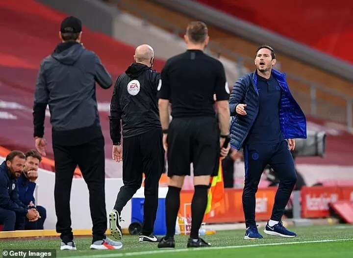 Best of enemies? Jurgen Klopp and Frank Lampard's needle is just what the Premier League needs 5
