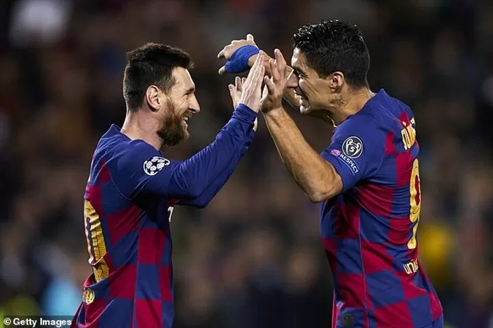 Luis Suarez says his friendship with Lionel Messi led to Barcelona exit 4
