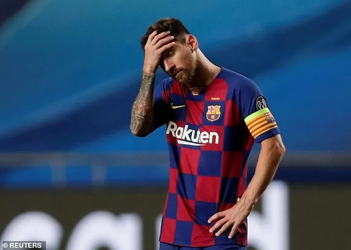 Lionel Messi leaving Barcelona in the summer would NOT have been a good idea, says Javier Tebas 4