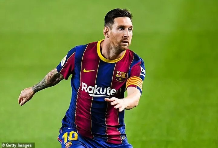 Lionel Messi leaving Barcelona in the summer would NOT have been a good idea, says Javier Tebas 2