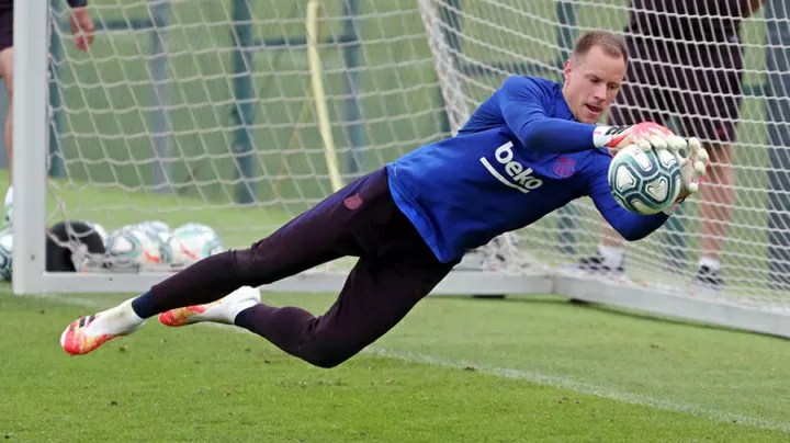 Barcelona have to renew Ter Stegen at whatever cost