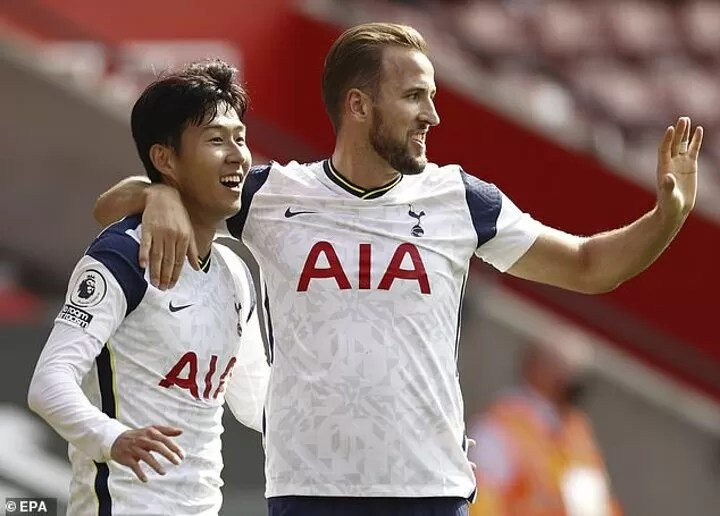 Spurs could have the deadliest attack in the league with Gareth Bale, Harry Kane and Son Heung-min 5