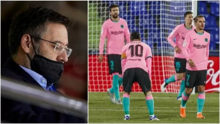 Barcelona board and players enter war over salary cuts 2
