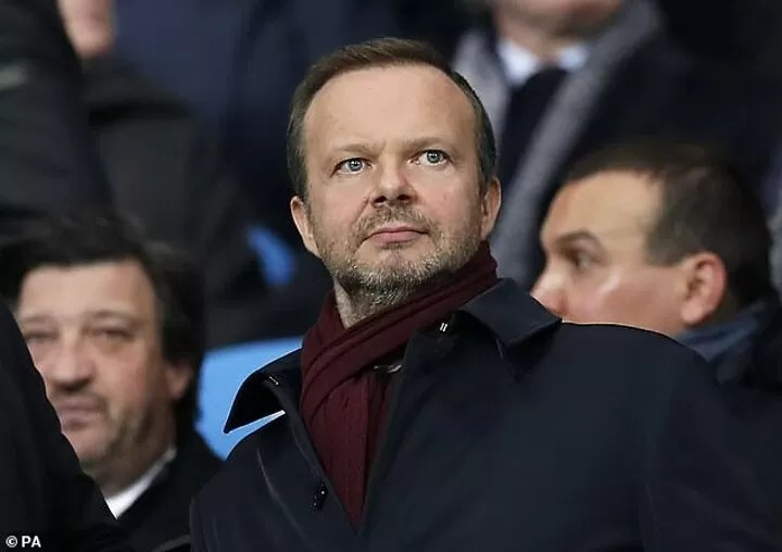 Manchester United will explore other options after failed project - Woodward 4