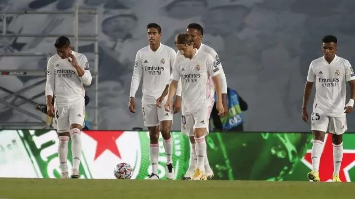 Real Madrid's woes extend to Europe 2