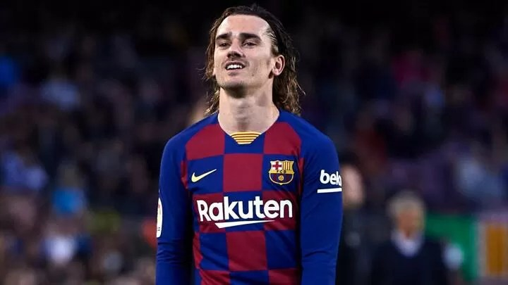 Griezmann set for new contract at Barcelona 2