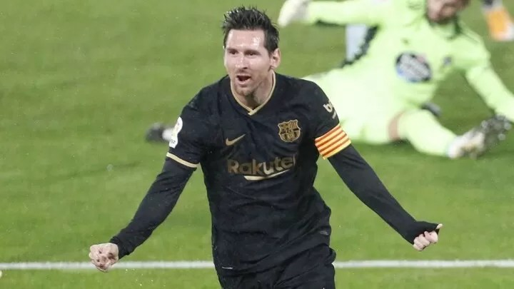 Messi is hungry after 900 days without scoring against Real Madrid 2