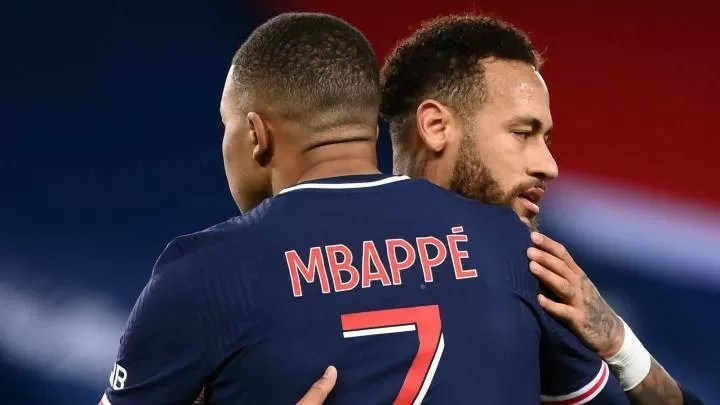 PSG prioritise Mbappé's contract and put Neymar's aside 2
