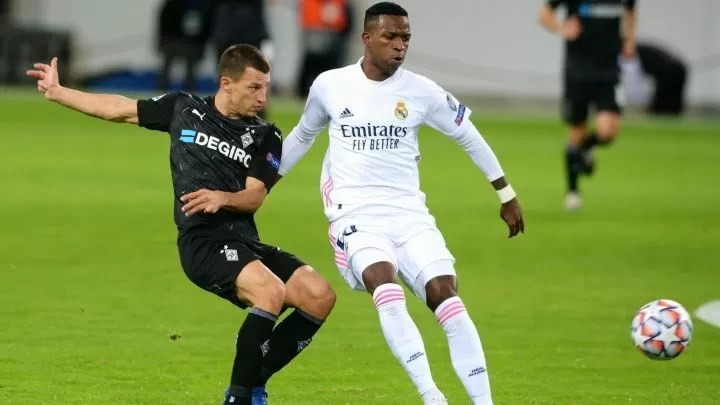 The AWFUL comments Madrid players made about Vinicius last night 2